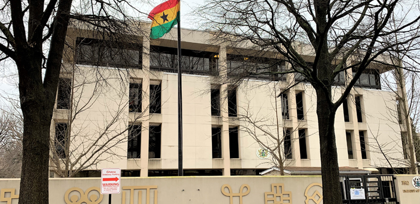 Ghana Embassy Washington DC